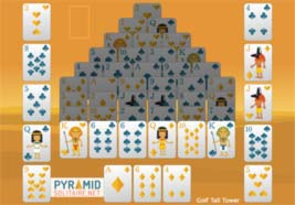 Golf Tall Tower Solitaire